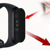 Bakeey Watch Film Anti-peeping TPU Watch Screen Protector for Xiaomi Miband 4 Non-original