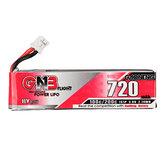 Gaoneng GNB 3.8V 720mAh 100C 1S LiPo Battery PH2.0 Plug for Flywoo Firefly 1S