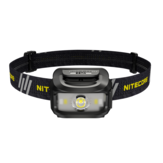 NITECORE NU35 460LM XP-G3 LED Headlamp USB-C Direct Charge Dual Power Hybrids Working Head Light For Outdoor Fishing Hunting