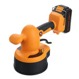 Portable Tile Vibrators 3000mAh  100x100cm Plaster Laying Machine Tool Tile Laying Tool 1.5A with Battery