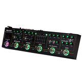 Pedal de efectos de guitarra multimodulación Black Truck de MOOER con 6 efectos integrados en 1 unidad simple