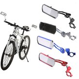 BIKIGHT 360° Rotation Bike Bicycle Mirror Reflective Safety Cycling Handlebar Rearview Mirror