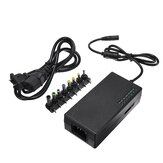 96W 12V-24V Regulated Output Power Supply Adapter AC DC Power Adapter Charger With 8 Tips Connector EU Plug