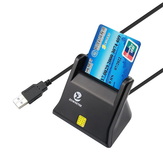 Zoweetek ZW - 12026 - 3 EMV USB Smart Card Reader Writer DOD Военный USB
