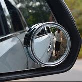 1pzveicolo360°rotazione auto cieco specchio posto specchietto retrovisore guida specchio retrovisore aiuto