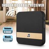 Bakeey Indoor Receiver Wireless Doorbell US Plug Ding Dong for Smart WiFi Video Doorbell Accessories