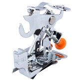 Wielofunkcyjna maszyna do szycia dla gospodarstw domowych Ruffler Stopka dociskowa Niska cholewka Plisowana przystawka Stopka do szycia stopki