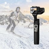 Hohem iSteady Pro 3 Gimbal 3-осевой портативный камера Стабилизатор Встроенный модуль Батарея WiFi для GoPro Hero 8/7/6/5 Insta360 One R OSMO Action FPV камераs