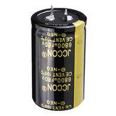 3шт 6800 мкФ 80 В 30x50 мм радиальный алюминиевый электролитический конденсатор высокой частоты 105 ° C