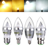 E12 e14 e27 b22 regulável 9W LED luz da vela do candelabro lâmpada 220v