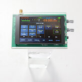 50K-200MHz Malachite Receiver with 3.5 Inch LCD Display Malahit Noise Reduction Backlight Control DSP SDR Full Mode UHF AGC Radio HAM