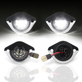 2 STUKS Witte SMD LED Achter Kentekenverlichting Lamp Lamp Voor Ford Mustang 1994-2004