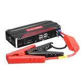 68800mAh Multi-Function Car Jump Starter 12V 4USB Power Bank Rechargable Li Battery