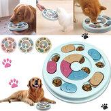 ألعاب تدريب الحيوانات الأليفة ، موزع علاج الجرو المضاد للانزلاق ، موزع علاج الجرو ، لعبة إطعام الحيوانات الأليفة ، لوحة ألعاب الحيوانات الأ