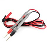 NEWACALOX Multimeter Tester Lead Probe Wire Pen Cable 20A Universal Probe Test Lead Pin for Digital Multimeter Needle Tip Meter