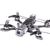 Flywoo Mr.Croc-HD 6 Inch 4S Freestyle FPV Racing Drone BNF DJI FPV Air Unit F7 Bluetooth FC GPS 2450KV 50A BLheli_32 ESC Titanium