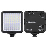Godox LED64 Lampa LED Lampa wideo do aparatu DSLR Kamera mini DVR Wywiad Fotografia makro