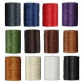 Fil Ciré 0.8mm 78m Polyester Corde Pour Coudre Cuir Bracelet Artisanat