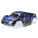 REMO D3603 1/16 Blue Monster Truck Body Shell RC Car Part