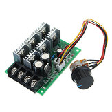 DC 9-55V 40A 2000W PWM DC Motor Pump Speed Regulator High Power Speed Controller 9V 12V 24V 36V 48V