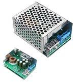 10A 300W高電力DC-DCステップダウン電源モジュール24V 19V 12V 5V可変バックボード安定化電圧コンバータ電圧レギュレータ電圧計