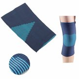 Néoprène réglable protecteur genou bleu brace support pad sangle de protection sport