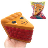 GiggleBread Sandwich Pizza Squishy 11 * 11.5 * 9.5CM Licensed Slow Rising With Packaging Collection Gift
