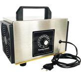 220V 5g / 10g / 20g / 24g / 28g / h Ozon Generator Maskine Luftrenser Desinfektion Renere Sterilisator W / Timing switch