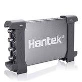 Hantek6254BCPCUSBOsciloscopio4 canales 250MHz 1GSa / s Función de registro de forma de onda Osciloscopio portátil