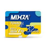 MIXZA 32G U1 Professionele hoge snelheid geheugenkaart voor mobiele telefoon DVR IP Sport Camera
