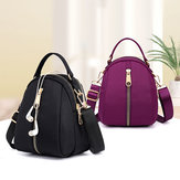 Women Nylon Waterproof Casual Crossbody Bag