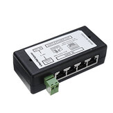 4Ports POE Injector POE Splitter pour CCTV Network POE Camera Power Over Ethernet IEEE802.3af