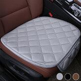 Universeel voorste autokussen korte fleece stoffen bekleding kussen Comfortabele bescherming pad Mat warmer pad