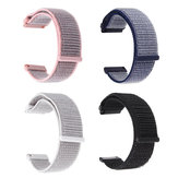 Bakeey Replacement Nylon Polshorloge Band Strap Voor Fitbit Versa Watch