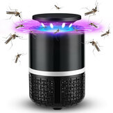 Loskii-603 Anti-Mosquito Lamp Electric Fly Bug Zapper Mosquito Insect Killer Lamp LED Light Trap Lamp Pest Control