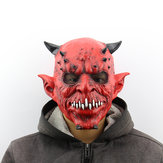 ハロウィーンラテックス恐ろしい頭顔のマスク3Dフルフェイスホラー大人のハロウィンのギフト