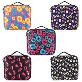 Cosmetic Bag Make-Up Bag Brush Case Storage Toiletry Organizer Travel Box For Outdoor Travel