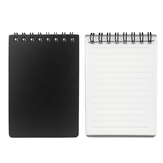 NEWYES Erasable Notebook A7 Smart Paper APP Cloud Backup Portable Diary Office School Black +White Cover 2PCS