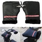 Motorcycle Bike HandleBar Grip Muffs Osłona dłoni Rękawiczki zimowe wodoodporne