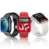 [Funções do jogo] Bakeey AK76-Watch6 Pro 1.75 polegadas 3D IPS Tela colorida Coração Monitor de taxa de oxigênio no sangue Vários mostradores 3D relógio inteligente 220mAh