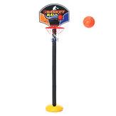 子供のバスケットボールラック家族ゲーム調節可能なスポーツバスケットボールボックスセット家のおもちゃ