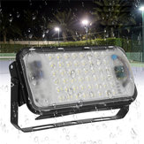 50W 48 LED Spot Light Banjir Waterproof Outdoor Garden Security Landscape Cahaya AC90-260V