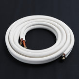 5m Air Conditioner Tube Insulated Pair Copper Pipe Air Conditioning Coil Exhaust Hose