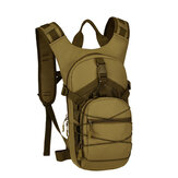 Protector Plus 15L Outdoor Sports Backpack Tactical Shoulder Bag Climbing Cycling Camping Storage Molle Pouch