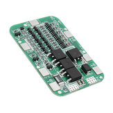 DC 24V 15A 6S PCB BMS Protection Board For Solar 18650 Li-ion Lithium Battery Module With Cell
