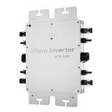 1200W Smart Solar Grid Tie Micro Inverter GTB-1200 Microinverter For On Grid Solar Power System Home