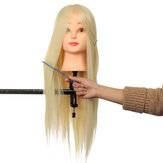 Professionelle Langfriseur Mannequin Trainings Praxis Leiter Salon + Clamp