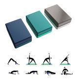 YUNMAI2sztukwysokiejgęstościEVA Yoga bloki sportowe siłownia modelowanie sylwetki trening zdrowotny fitness ćwiczenia narzędzia z Xiaomi Youpin