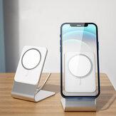 Bakeey MagSafe-oplader Basismontage Aluminium desktophouder voor iPhone 12-serie