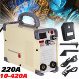 MMA-420 220V Inverter ARC Stick Welding IGBT Clamp Welder z Thrust